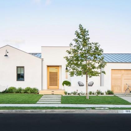 An Interior Designer's Dreamy Home Remodel