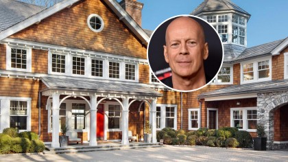 Bruce Willis Saying Goodbye To His NY Country Estate
