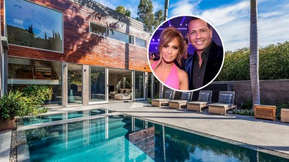 Alex Rodriguez Is Selling His Hollywood Hills Home