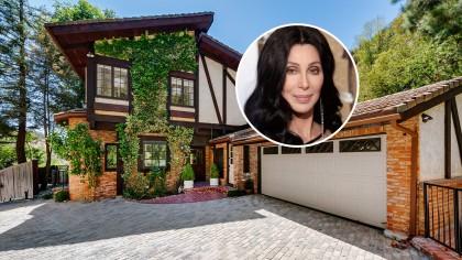 Pop Goddess 'Cher' Sells Her L.A. Home