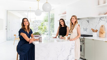 Step Inside Mandy Moore's Mid-Century Home Remodel