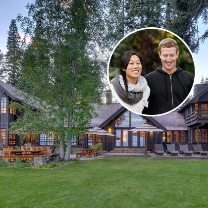 Behind Mark Zuckerberg's Secret $59 Million Lake Tahoe Compound Deal