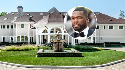 50 Cent Sells his Connecticut Mansion and Donates the Money to Charity